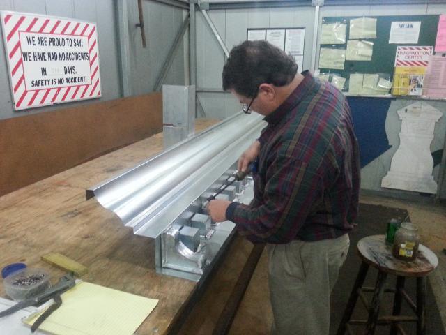 Metal Clad Industries Buildingcornicemarque S