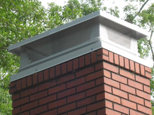 Metal Clad Industries Chimney Caps